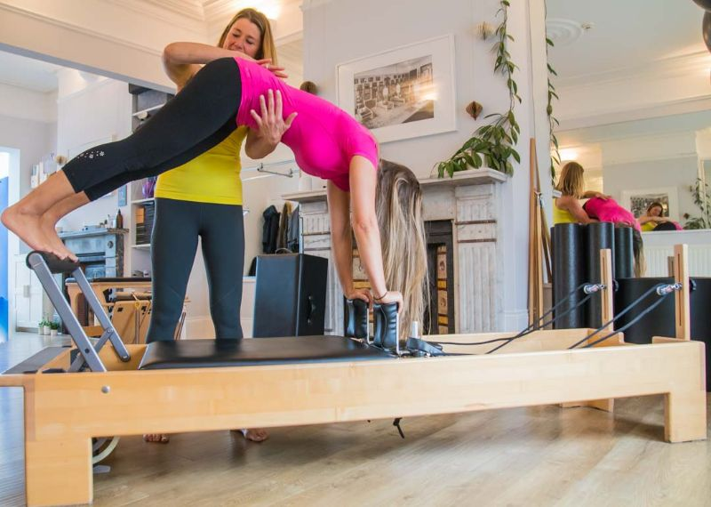 Pilates East London 3